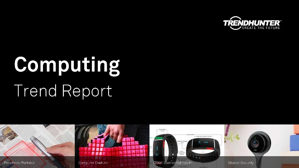 Computing Trend Report Research