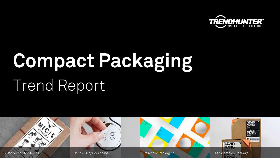 Compact Packaging Trend Report Research