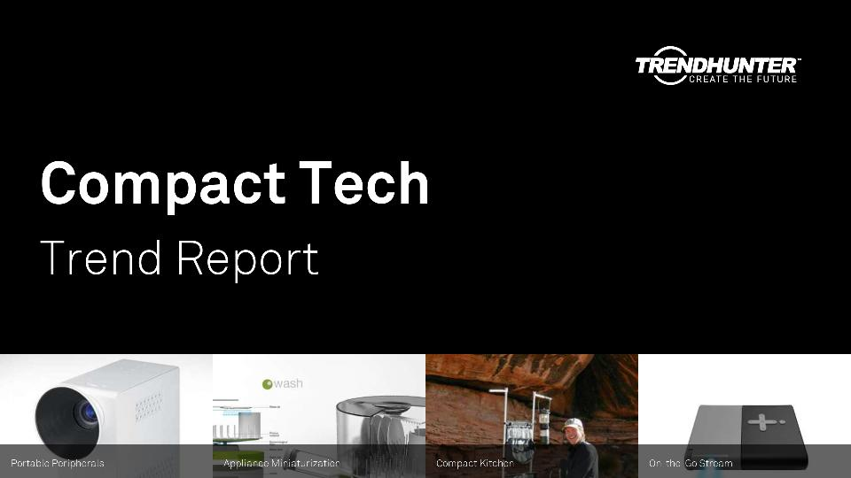 Compact Tech Trend Report Research