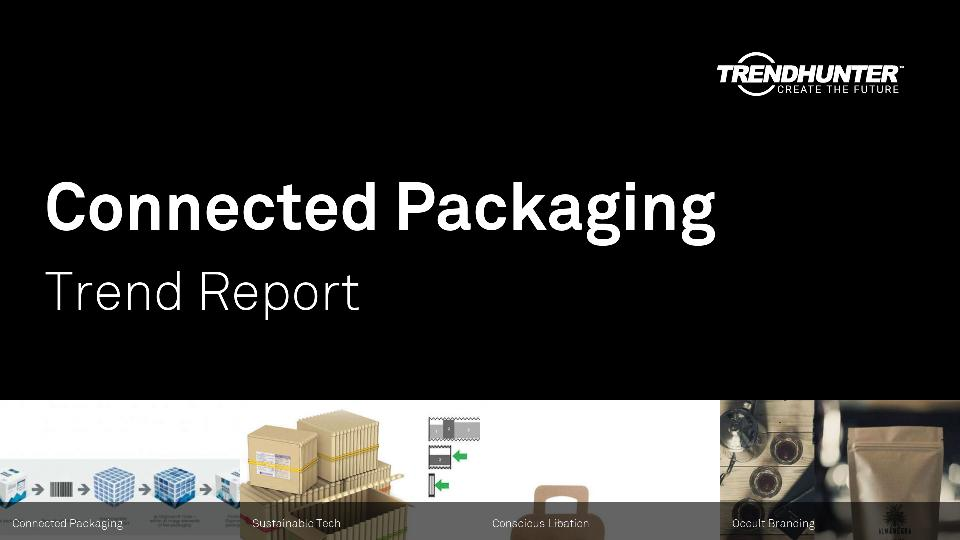 Connected Packaging Trend Report Research