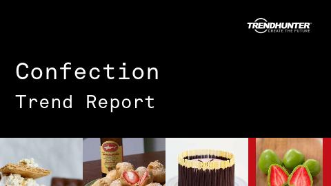 Confection Trend Report and Confection Market Research