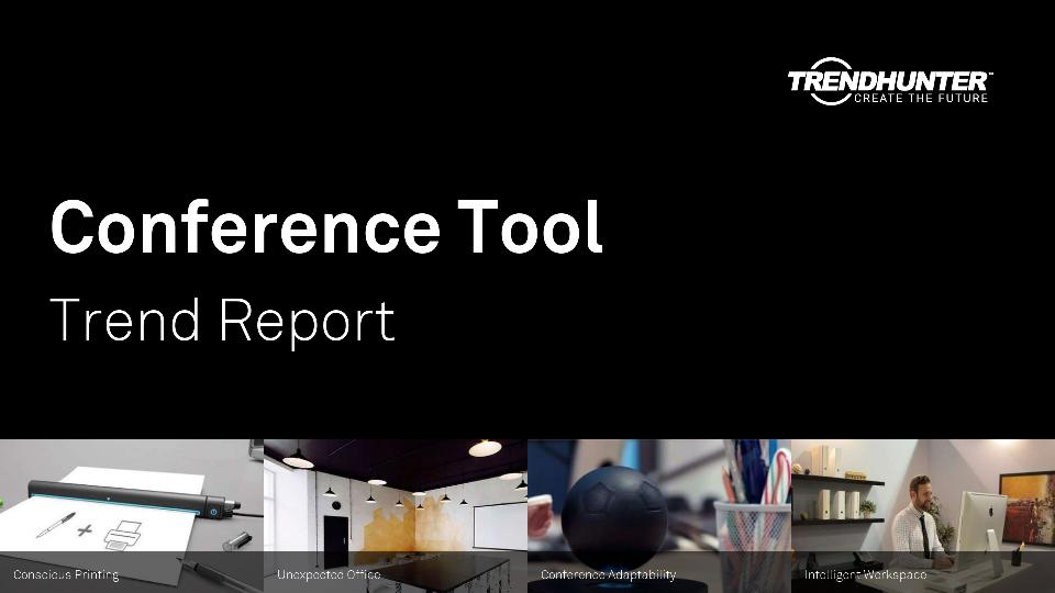 Conference Tool Trend Report Research