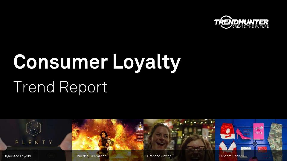 Consumer Loyalty Trend Report Research