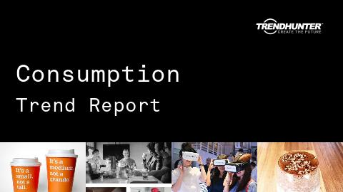 Consumption Trend Report and Consumption Market Research