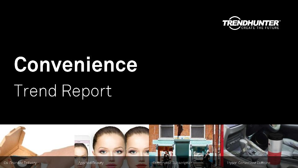 Convenience Trend Report Research