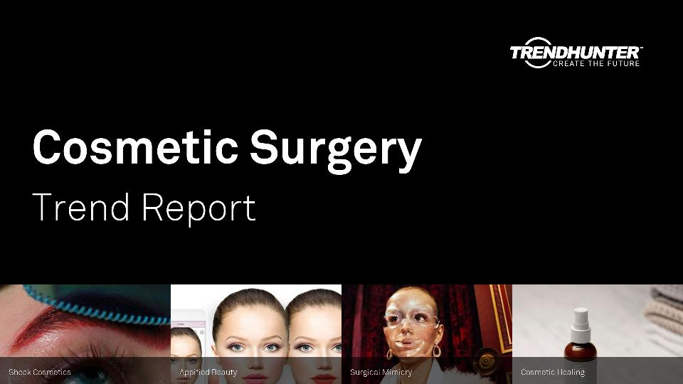 Cosmetic Surgery Trend Report Research