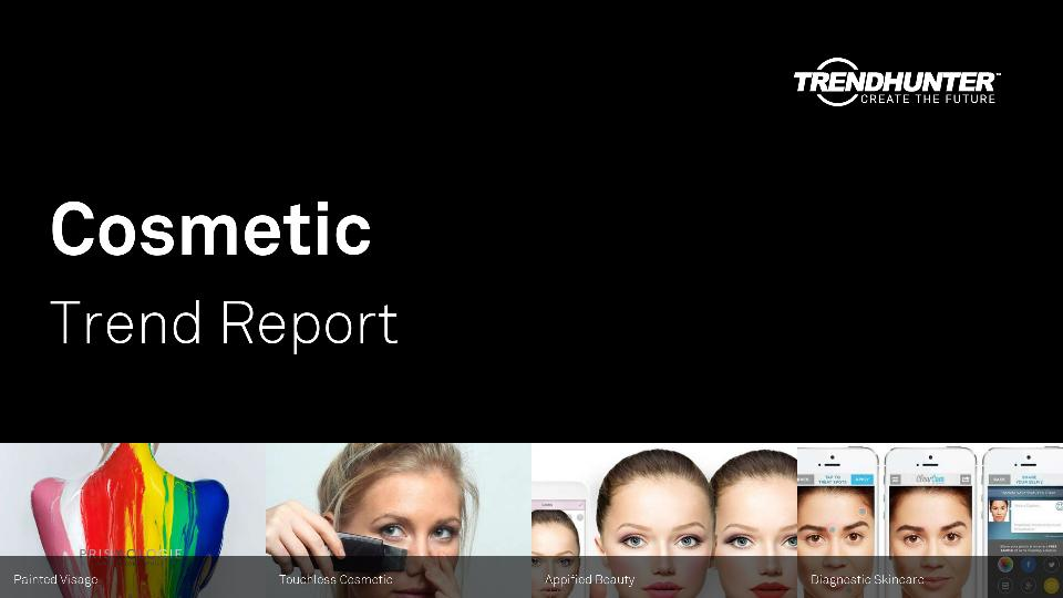 Cosmetic Trend Report Research
