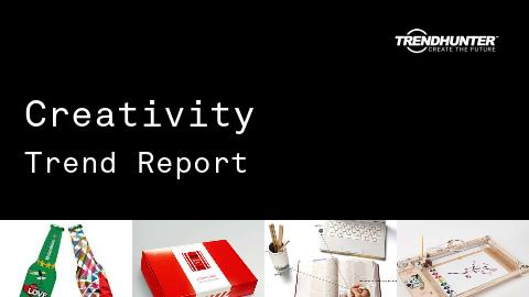 Creativity Trend Report and Creativity Market Research