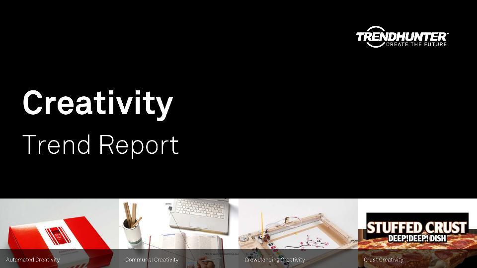 Creativity Trend Report Research