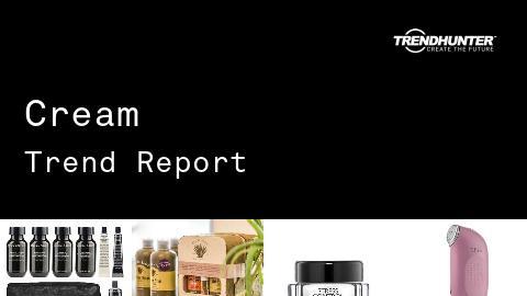 Cream Trend Report and Cream Market Research