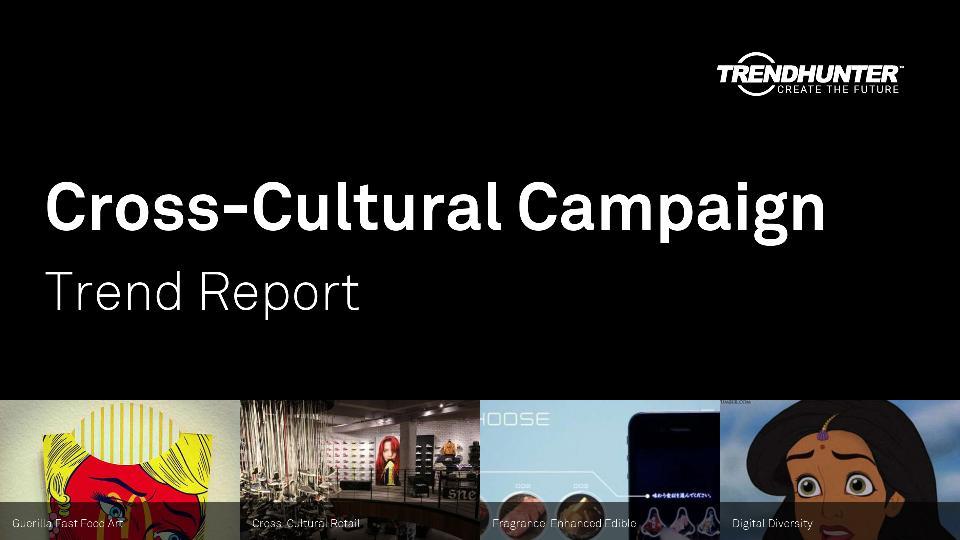 Cross-Cultural Campaign Trend Report Research