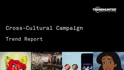 Cross-Cultural Campaign Trend Report and Cross-Cultural Campaign Market Research