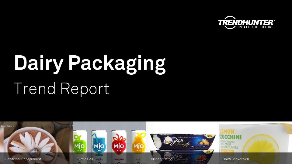 Dairy Packaging Trend Report Research