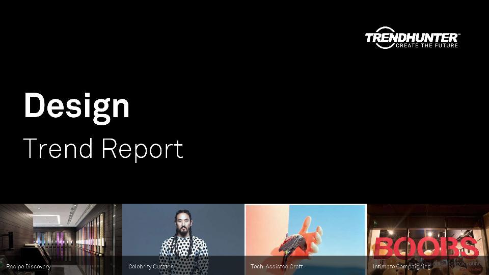 Design Trend Report Research