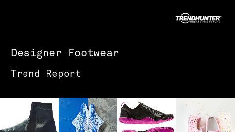 Designer Footwear Trend Report and Designer Footwear Market Research