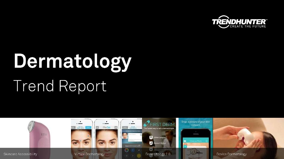 Dermatology Trend Report Research