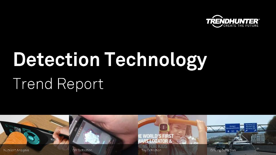 Detection Technology Trend Report Research