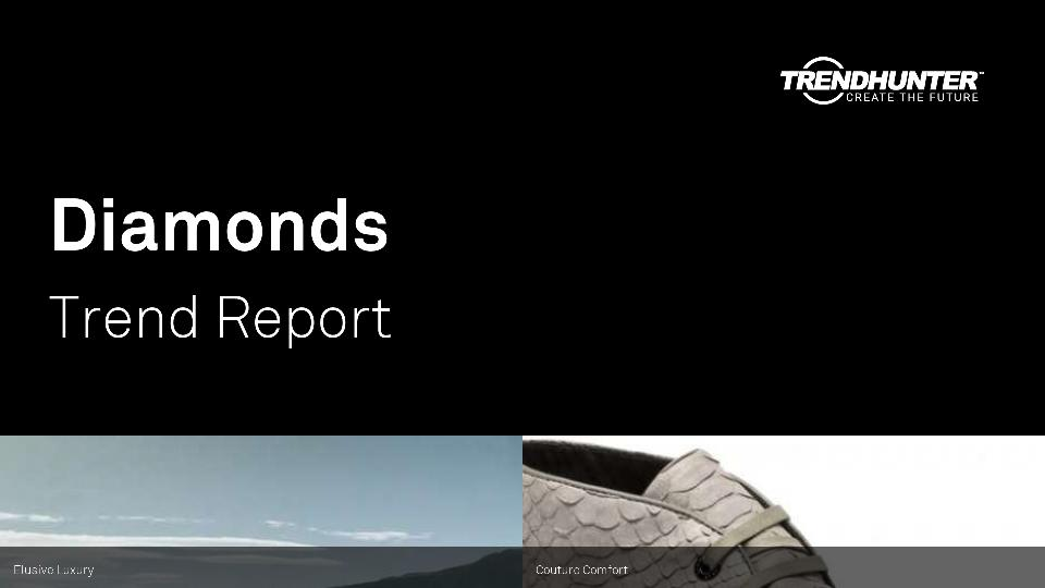 Diamonds Trend Report Research