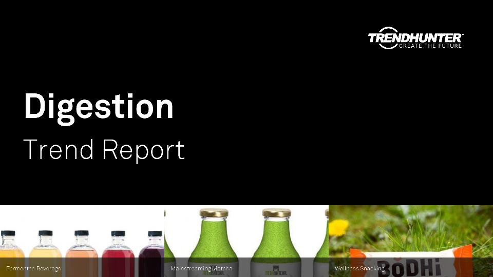 Digestion Trend Report Research