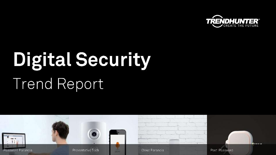 Digital Security Trend Report Research