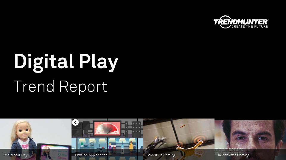 Digital Play Trend Report Research