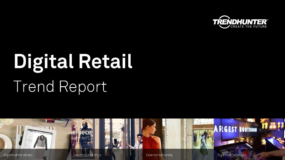 Digital Retail Trend Report Research