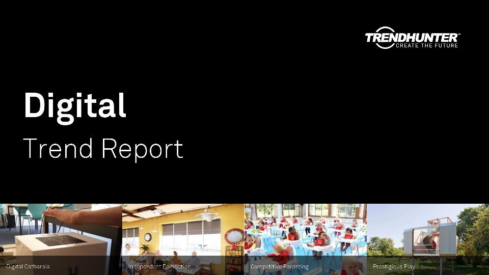 Digital Trend Report Research