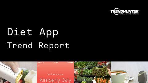 Diet App Trend Report and Diet App Market Research