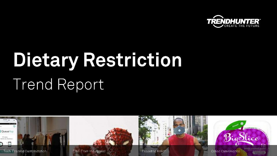 Dietary Restriction Trend Report Research