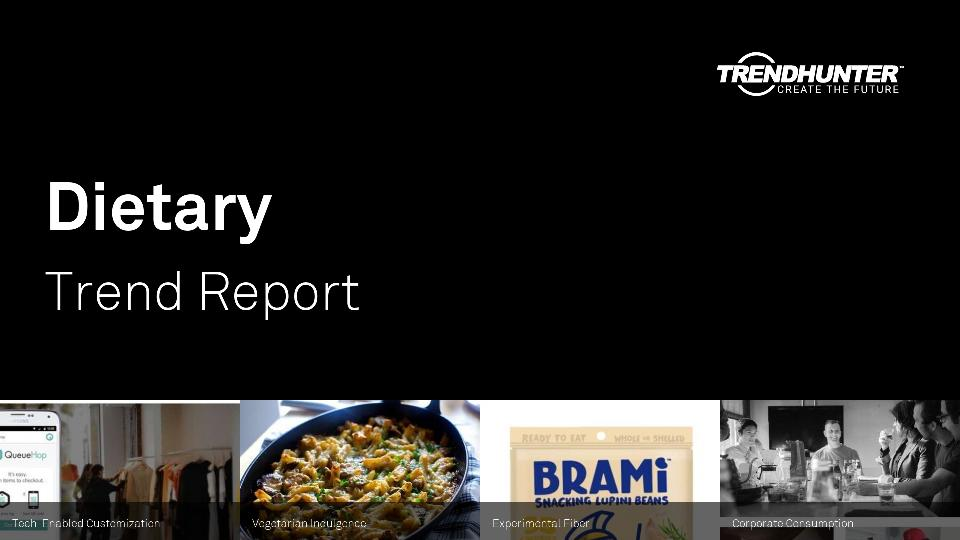 Dietary Trend Report Research