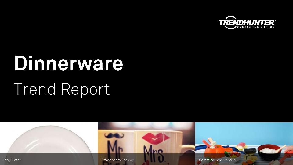 Dinnerware Trend Report Research
