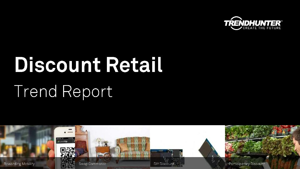 Discount Retail Trend Report Research