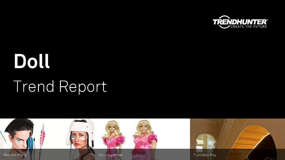 Doll Trend Report Research