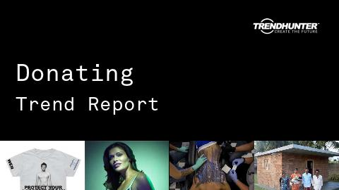 Donating Trend Report and Donating Market Research