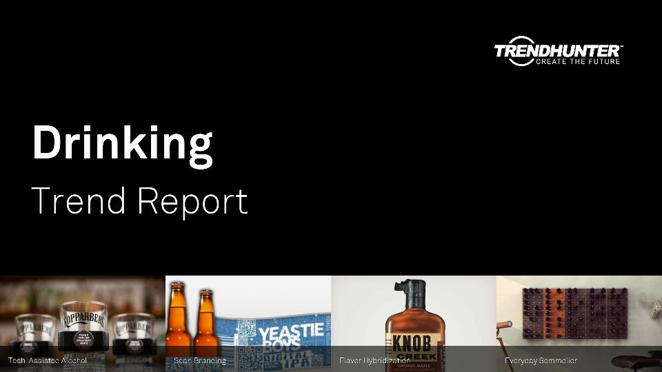 Drinking Trend Report Research