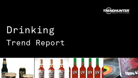 Drinking Trend Report and Drinking Market Research