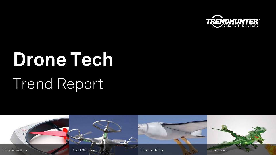 Drone Tech Trend Report Research