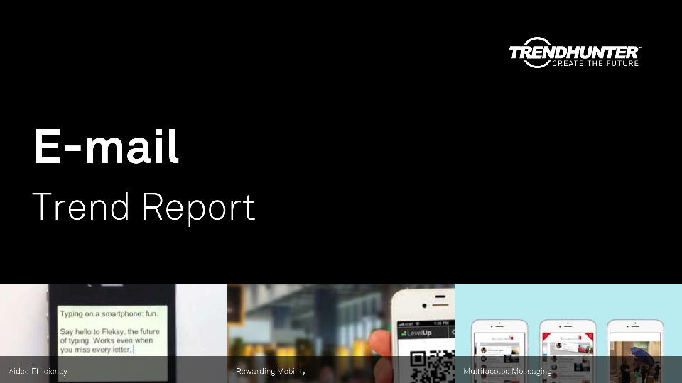 E-mail Trend Report Research