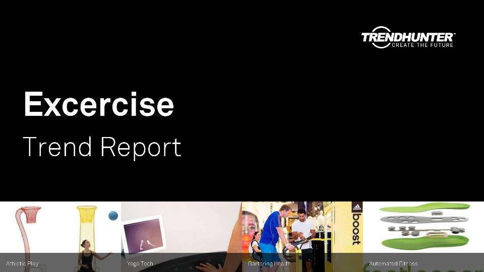 Excercise Trend Report Research
