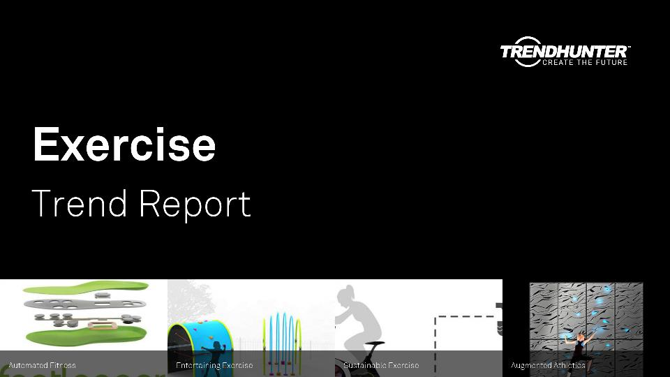 Exercise Trend Report Research