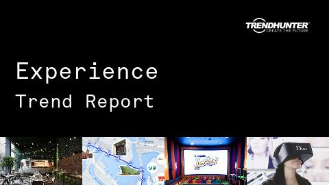 Experience Trend Report and Experience Market Research