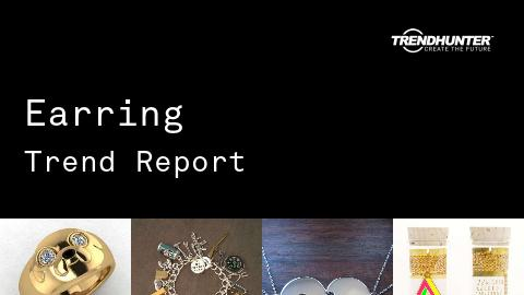 Earring Trend Report and Earring Market Research
