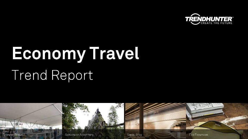 Economy Travel Trend Report Research