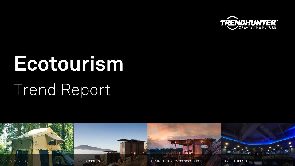 Ecotourism Trend Report Research