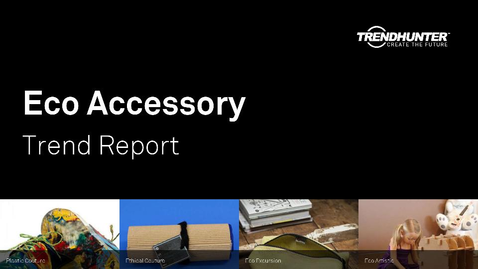 Eco Accessory Trend Report Research