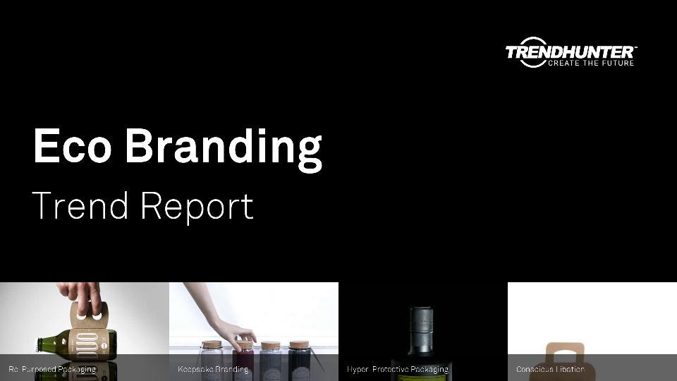 Eco Branding Trend Report Research