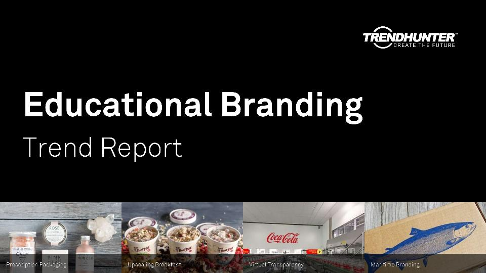 Educational Branding Trend Report Research
