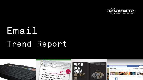 Email Trend Report and Email Market Research