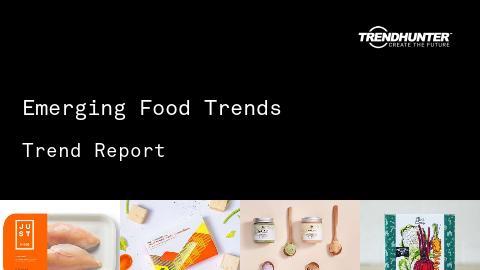 Emerging Food Trends