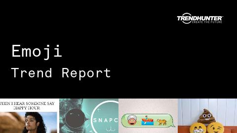 Emoji Trend Report and Emoji Market Research